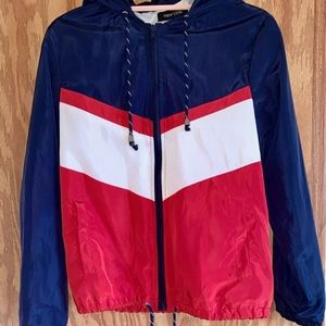 Adidas Double Striped Sleeve Track Jacket